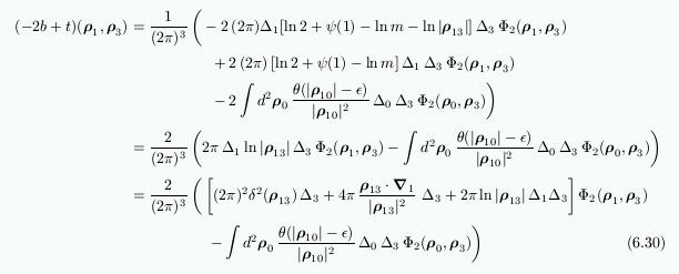 TeX tricks - Displayed equations